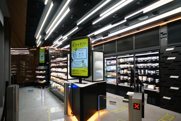 TOUCH TO GO JR高輪ゲートウェイ駅店
